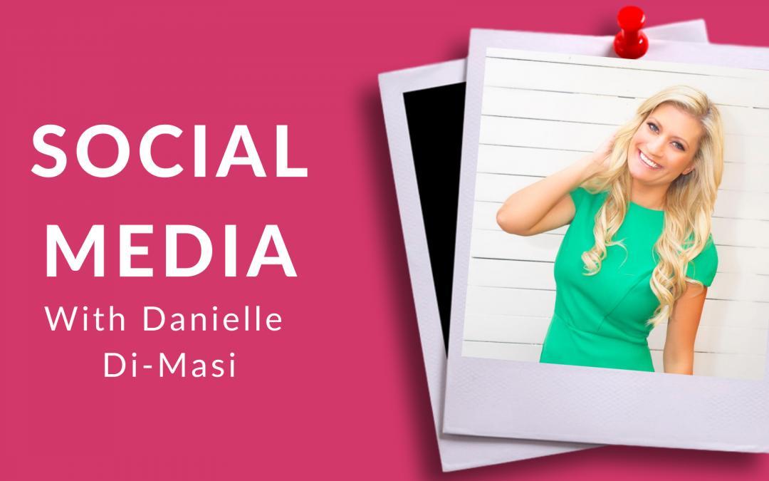 The Corona Confidence Series – Interview with Danielle Di-Masi